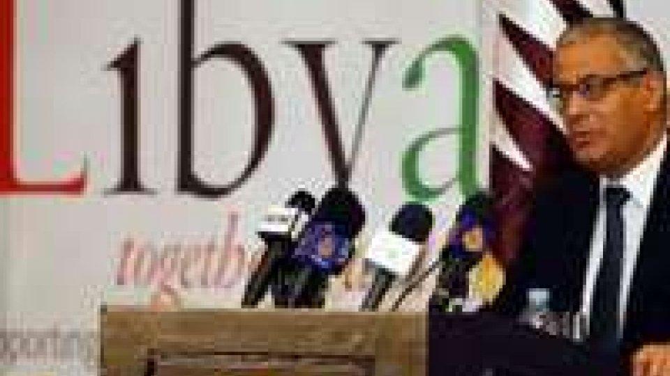 Libia: fiducia al nuovo Governo