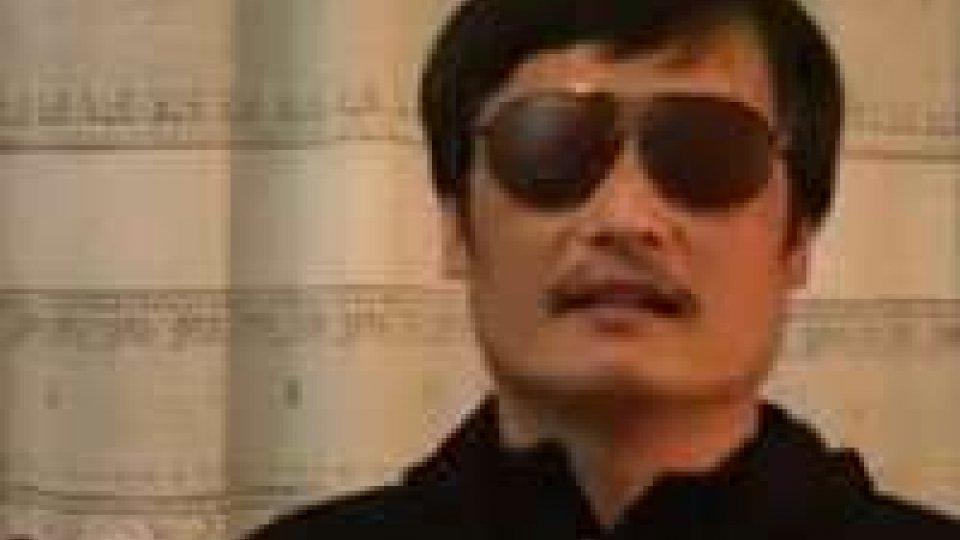 Chen Guangcheng chiede asilo agli Usa