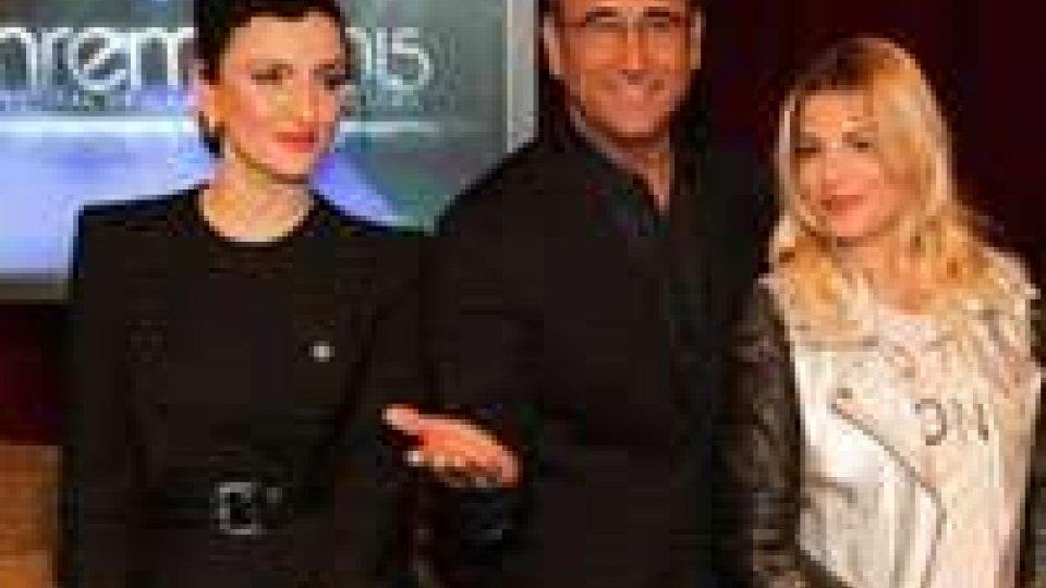 Sanremo: ascolti boom per la prima puntata
