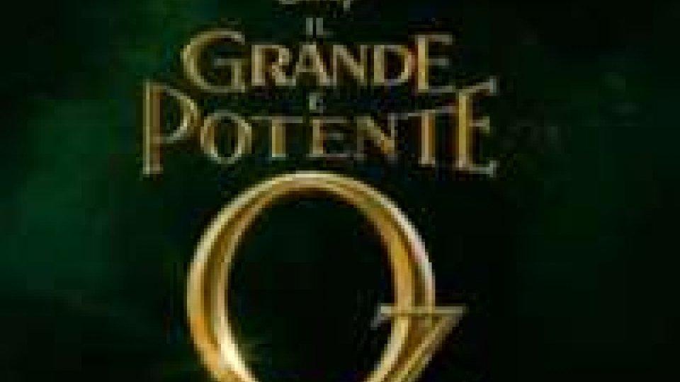 """Cinema: arriva a San Marino """"Il grande e potente Oz""""Cinema: arriva il Grande e Potente  Oz"""