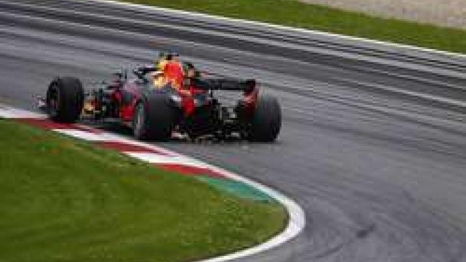 F1: in Austria trionfa Verstappen