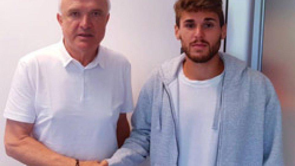 San Marino, preso il centrocampista Pasquini
