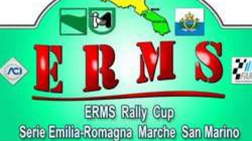 L'Erms Rally Cup, Serie Emilia Romagna, Marche e San Marino, al Ronde delle Miniere
