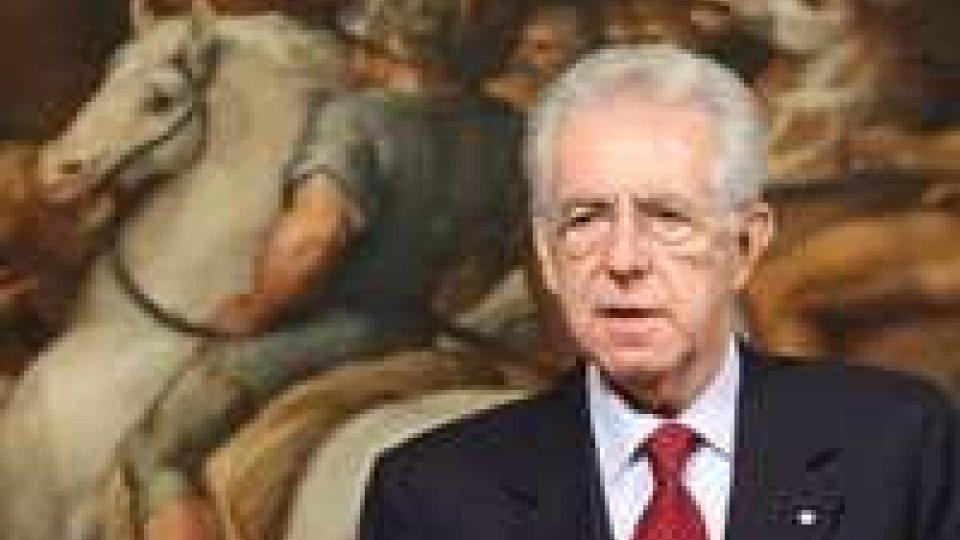 Politica italiana. Monti rilancia con le riforme mentre Berlusconi propone di stampare euro in Italia