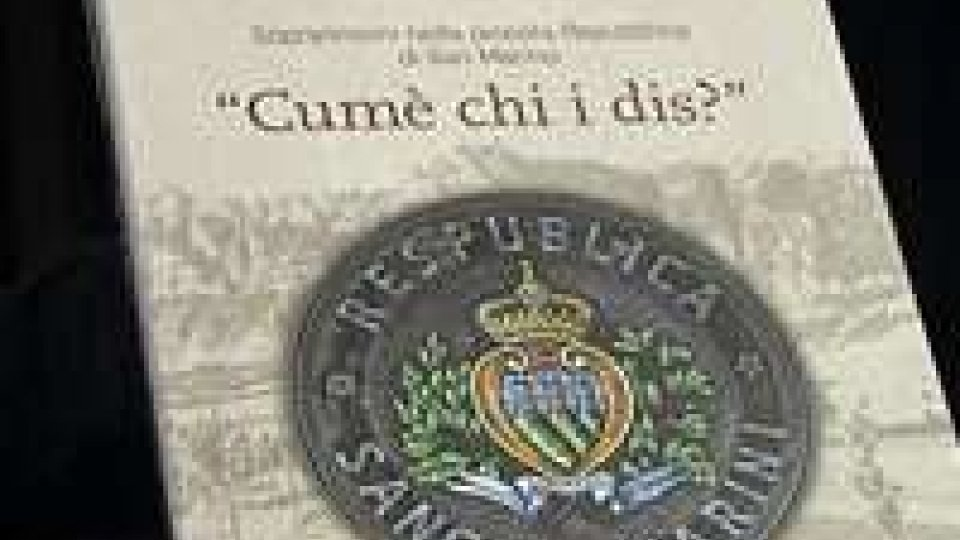 """Presentazione libro: """"Cumè chi i dis?"""" di Romeo e Viola MorriIl libro Edizioni Asset: """"Cumè chi i dis?"""" di Romeo e Viola Morri"""