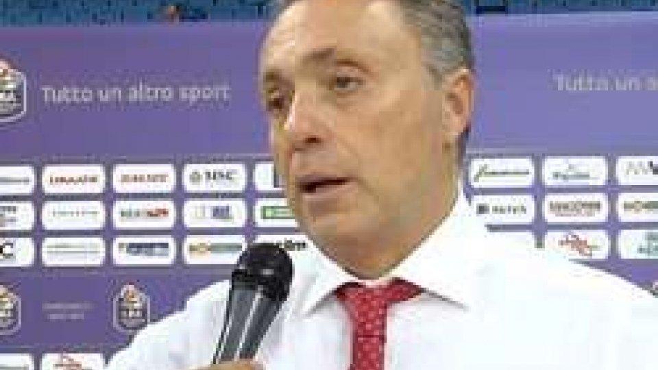 """Piero BucchiBasket, Bucchi: """"Necessario un salto di qualità"""""""
