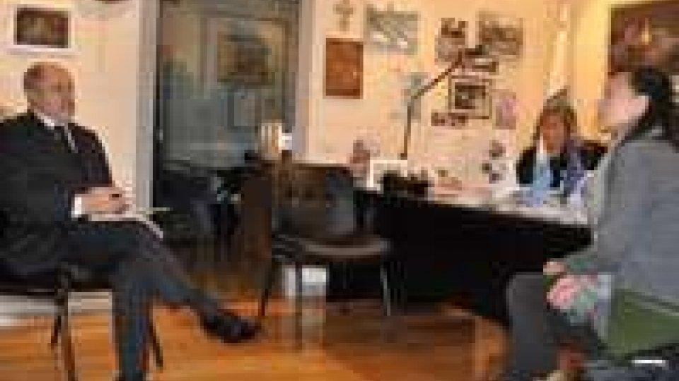 """""""San Marino, l'arte della diplomazia"""" . La rete giapponese NHK dedica un documentario alla piccola Repubblica"""