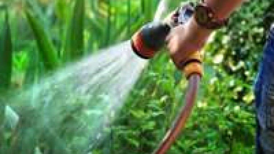 San marino: dal 31 luglio limitazioni per l'uso dell'acqua