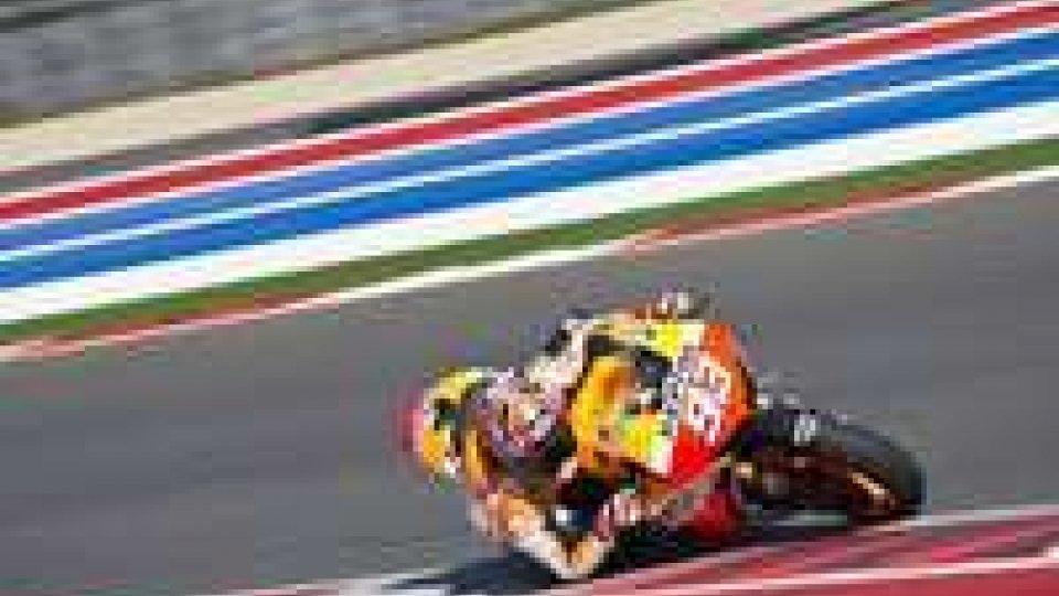 GP Austin: Marquez domina le libere, male De AngelisGP Austin: Marquez domina le libere, male De Angelis