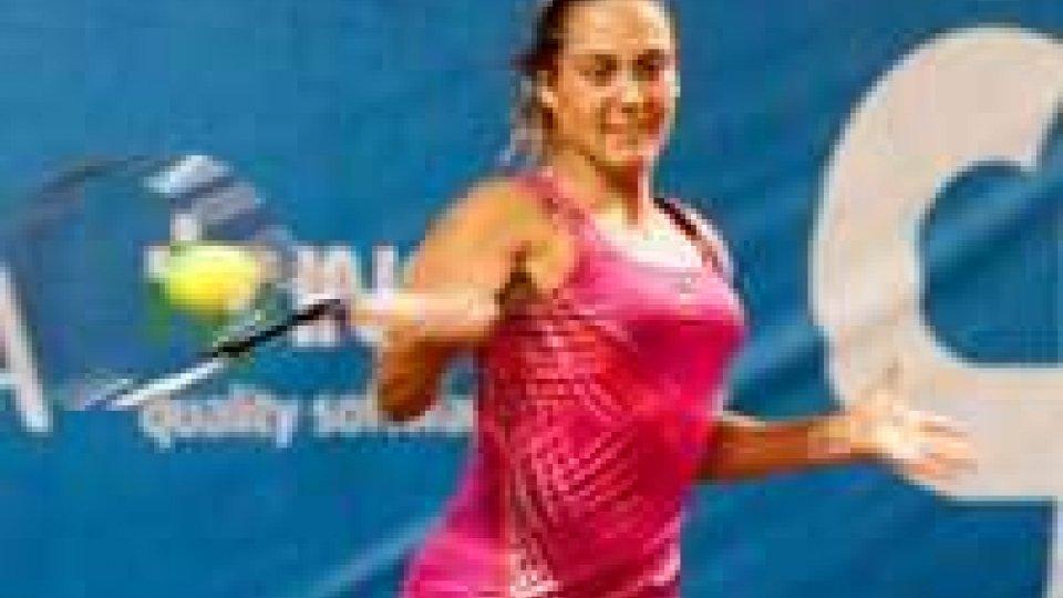 WTA Monterray: Gioia Barbieri si ferma al secondo turno di qualificazione