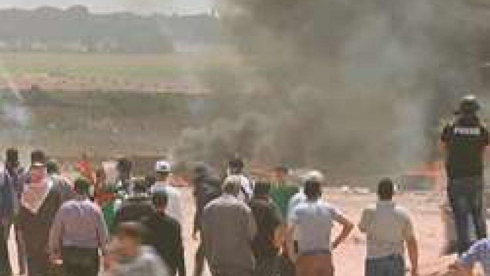 Gaza: 60 morti negli scontri