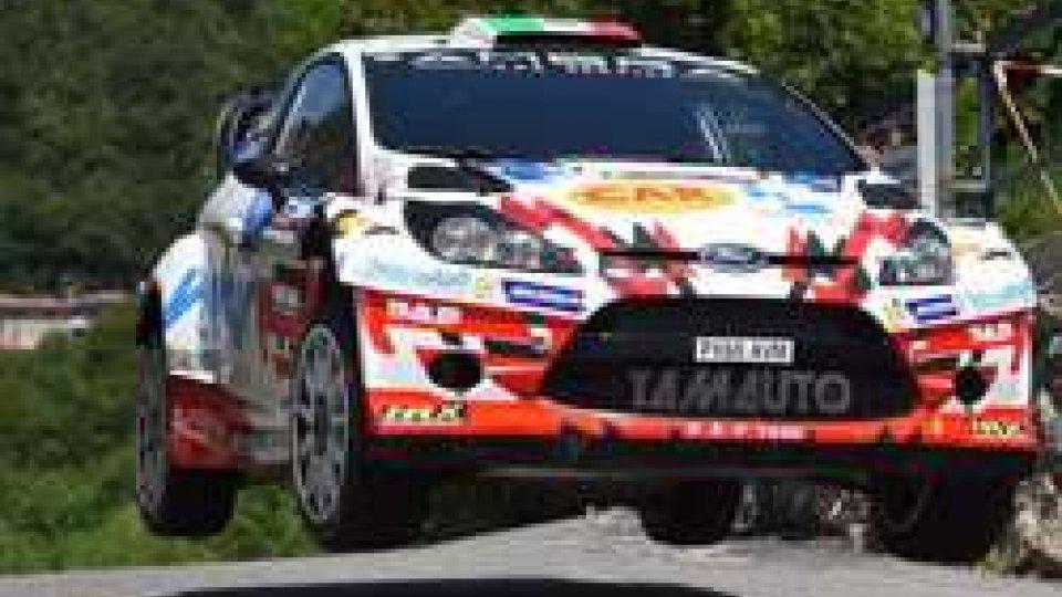 Albertini vince il Rally 1000 Miglia
