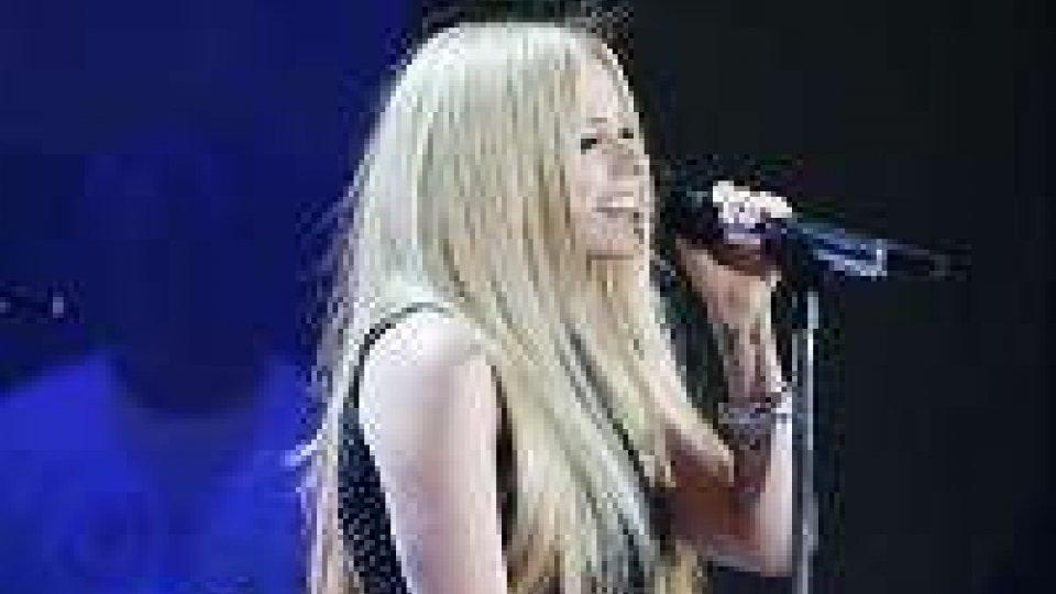 Prima uscita per Avril Lavigne
