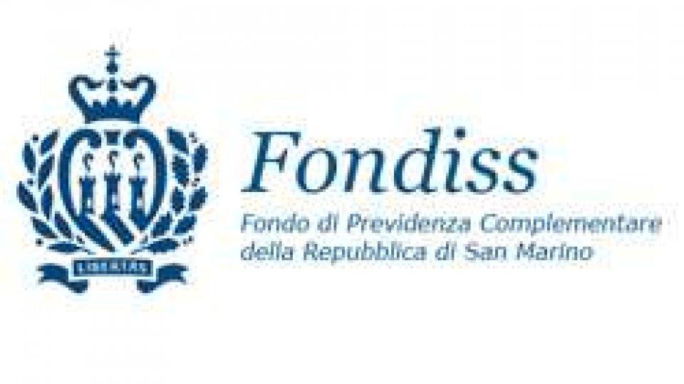 Previdenza complementare: contributi Fondiss depositati in conto Bcsm