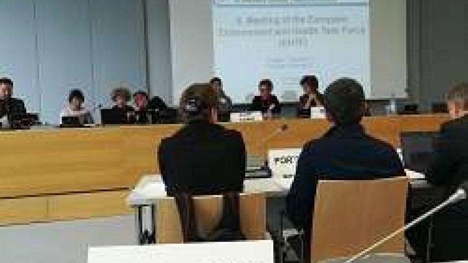 Segr. Sanità - partecipazione Meeting OMS