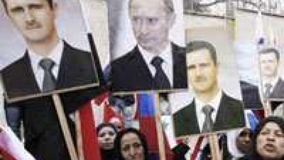"""Russia: """"Assad non ha il controllo"""""""