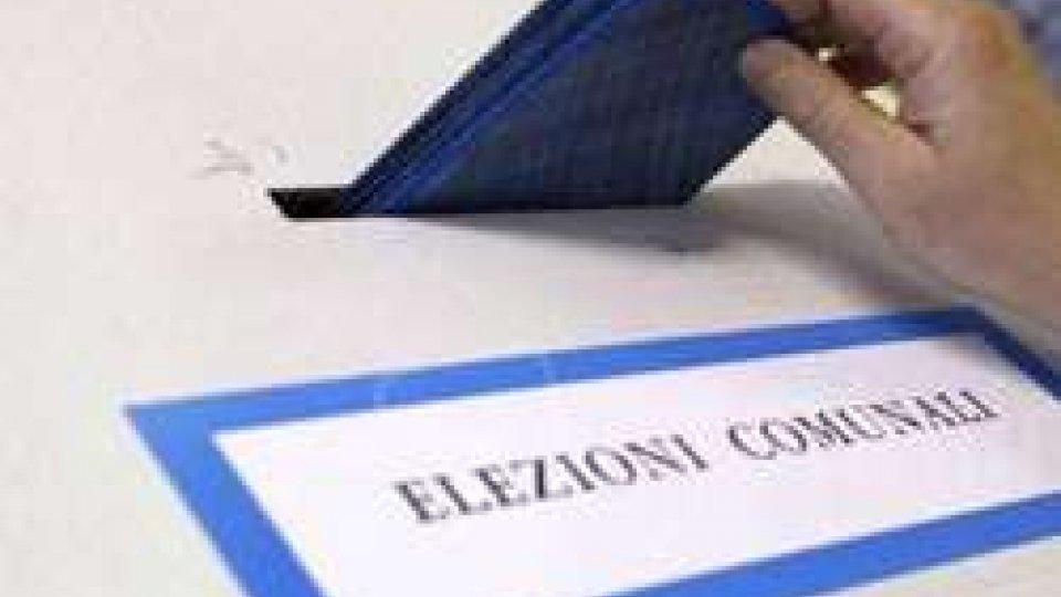 Amministrative: Riccione al ballotaggio. Spinelli vince a Coriano, Ciotti a Morciano