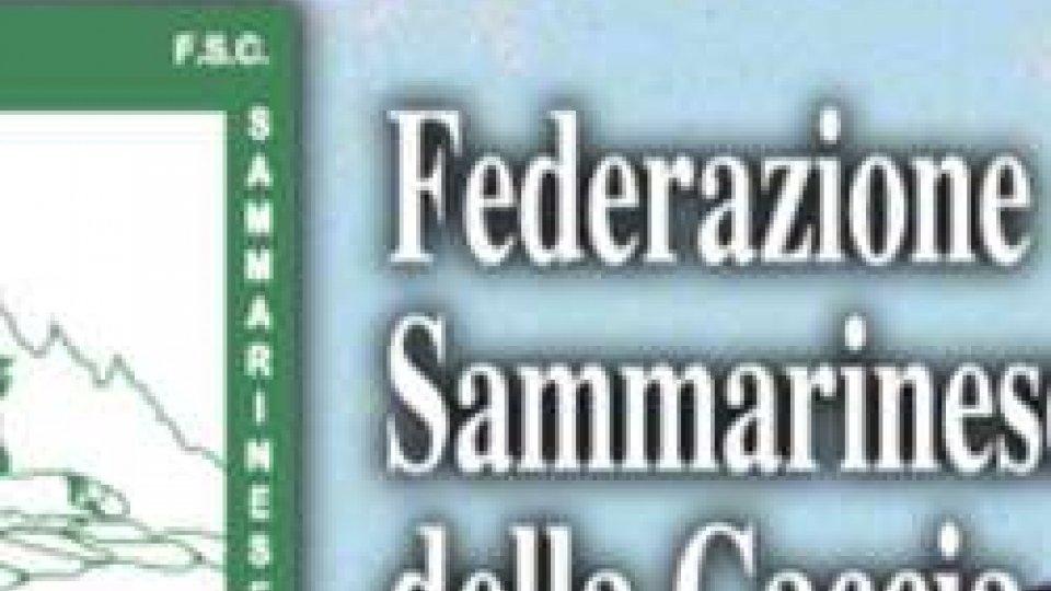 Federazione Caccia Sammarinese: comunicato a tutta la cittadinanza