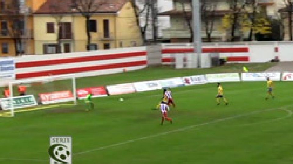 Serie C: la Vis Pesaro travolge la capolista Fermana 3-0. Ma quante proteste