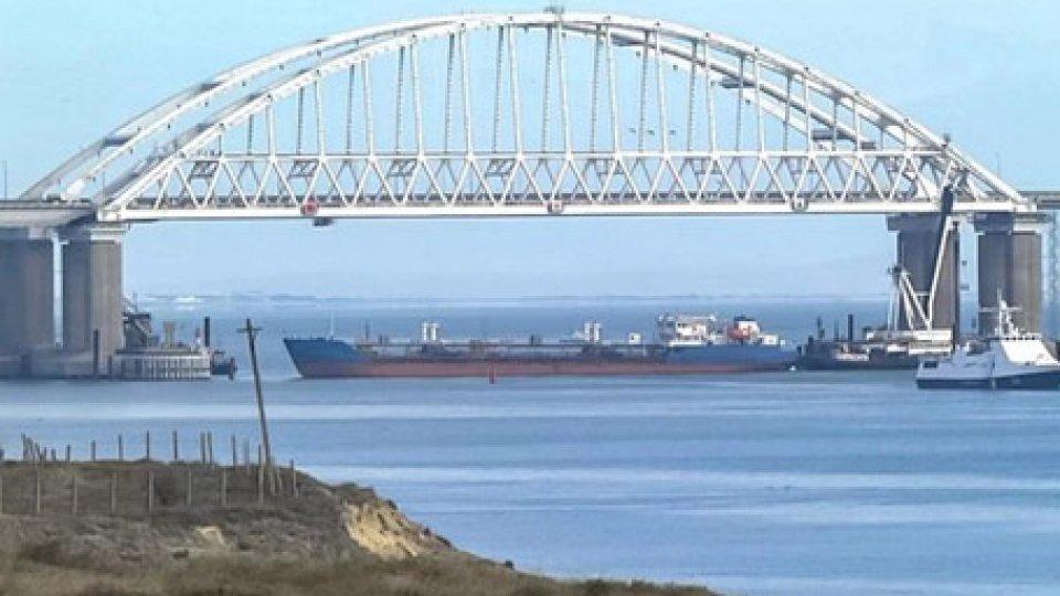 Crisi navaleAlta tensione: scontri a Kiev dopo crisi navale con Mosca