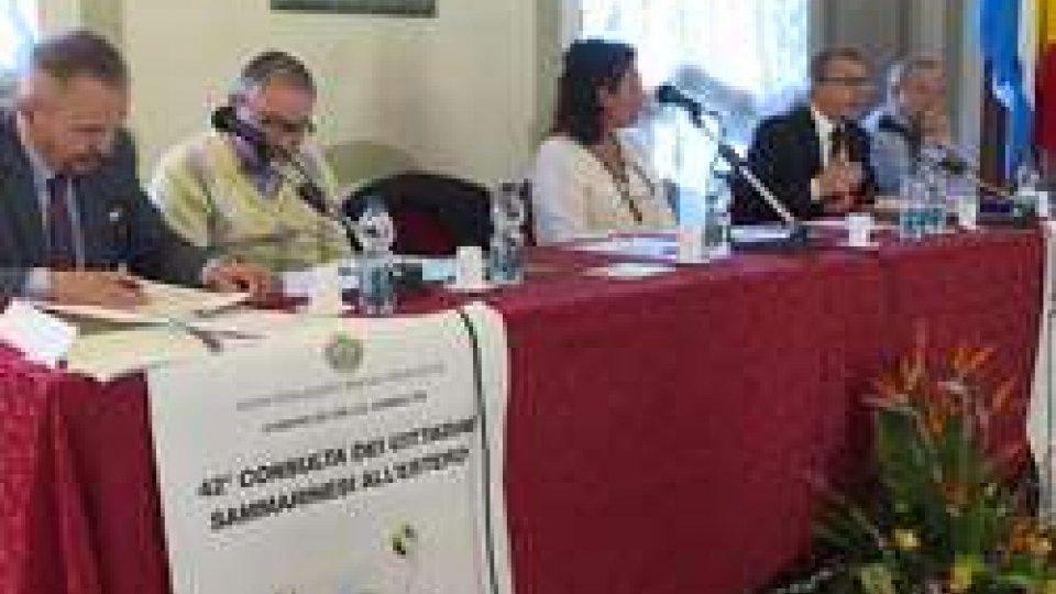Consulta dei Sammarinesi all'EsteroConsulta dei Sammarinesi all'Estero: oggi la giornata di lavori conclusiva