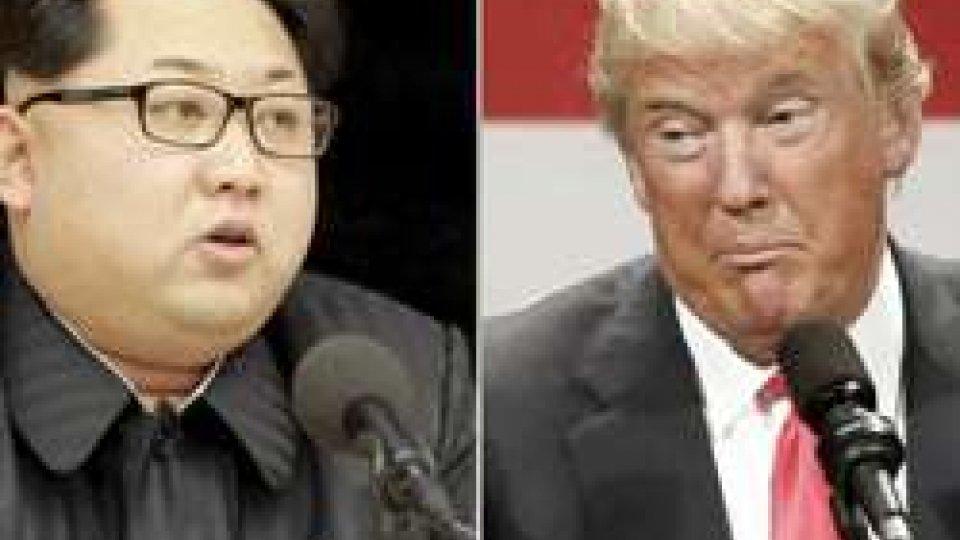 Kim Jong-un e Donadl Trump