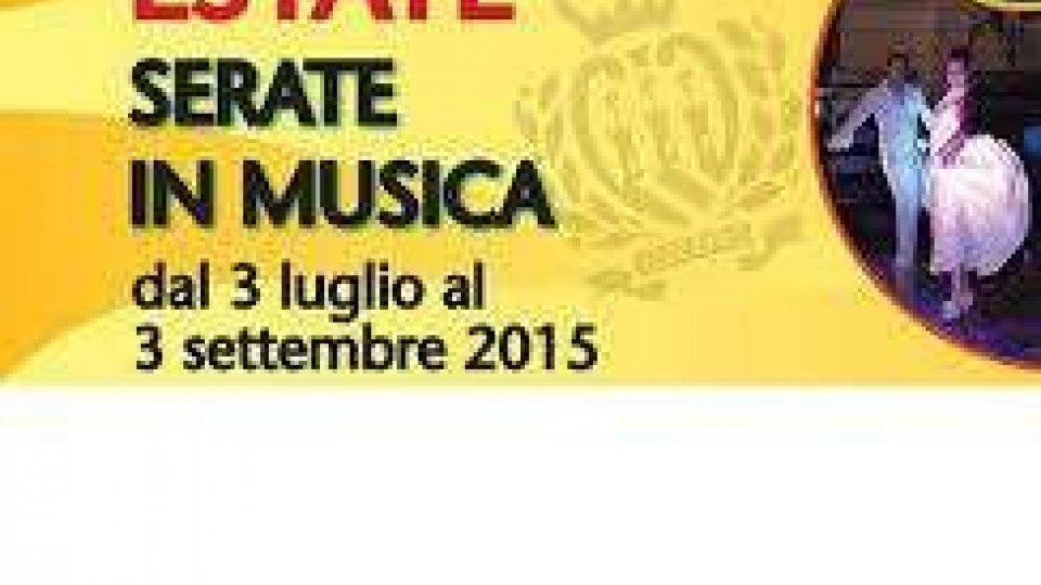 San Marino Estate, Sara Jane Project live