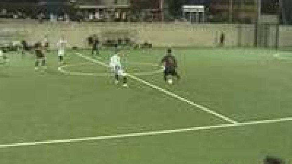 Futsal, playoff: partono bene La Fiorita e Tre Fiori.