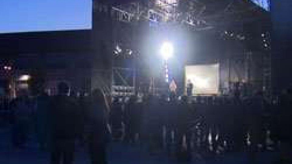 Serata sammarinese alla Biennale artisti MediterraneiSerata sammarinese alla Biennale artisti Mediterranei