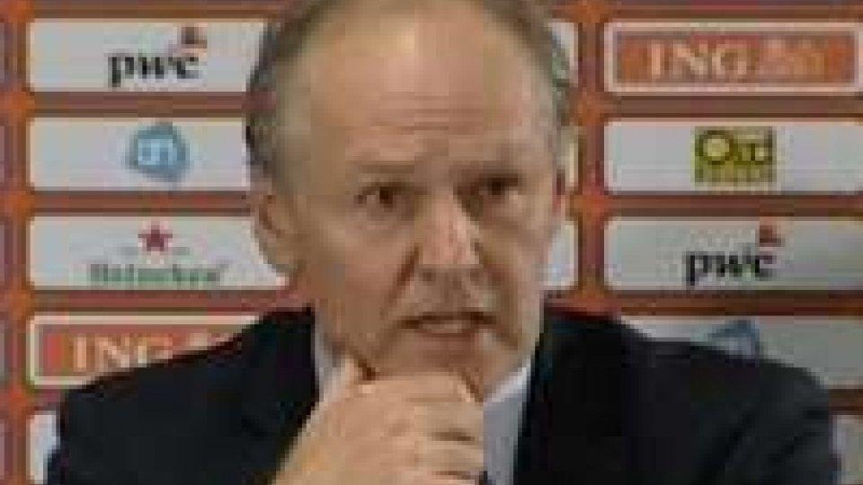 Bernard Fransen, presidente dipartimento calcio dilettantistico olandese.