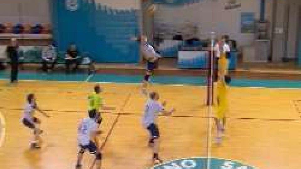 Volley: vincono Titan Services e Banca di San MarinoVolley: vincono Titan Services e Banca di San Marino