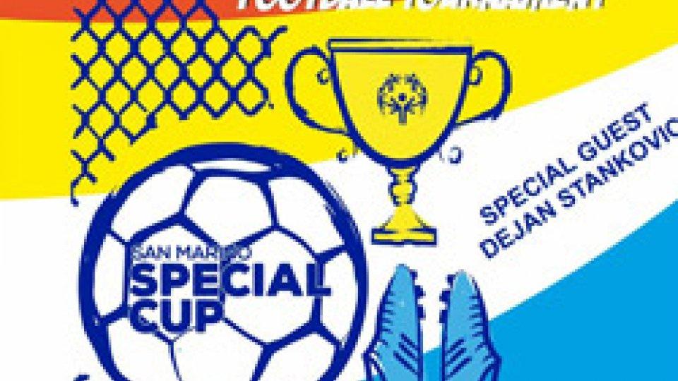 SAN MARINO SPECIAL CUP 2018, torneo di Calcio a 5, per Atleti Special provenienti dai piccoli paesi d'Europa