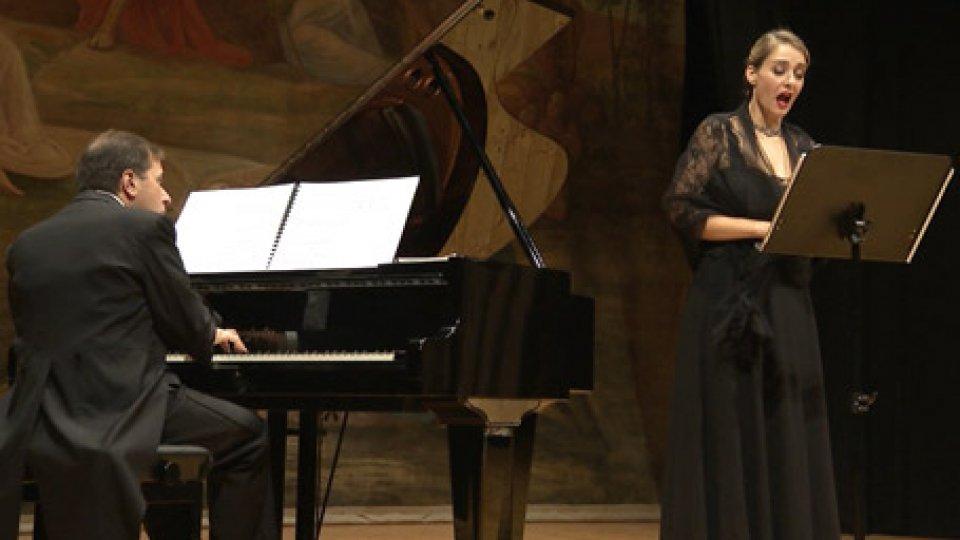Marco Scolastra e Lucia Napoli