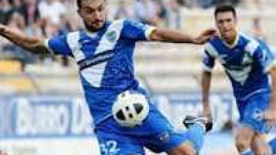 Il tonfo del Cesena: passa il Brescia 3-1