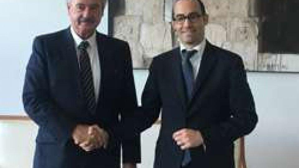 Il Segretario Renzi e il Ministro Jean Asselborn