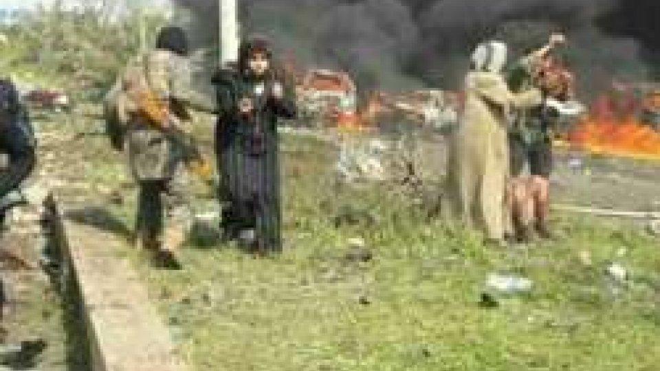 Sale a 112 morti il bilancio della strage ad Aleppo