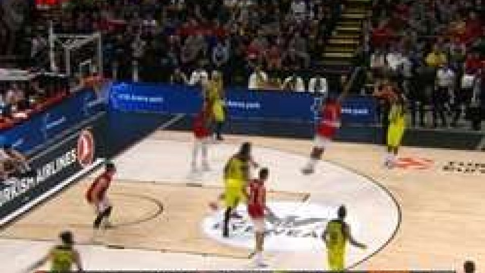 Eurolega: nulla da fare per MilanoEurolega: nulla da fare per Milano, battuto dal Fenerbahce di Gigi Datome