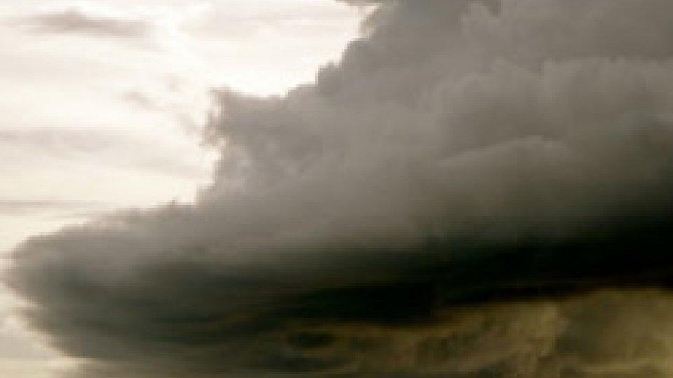 Nella serata di lunedì precipitazioni intense, anche di vento
