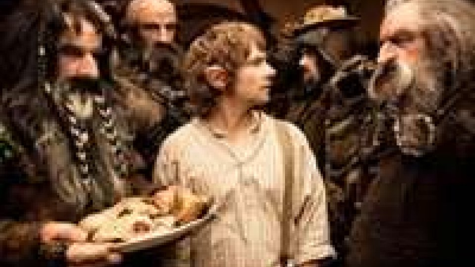 Giornata Hobbit al teatro Concordia di Borgo MaggioreHobbit Day al Concordia