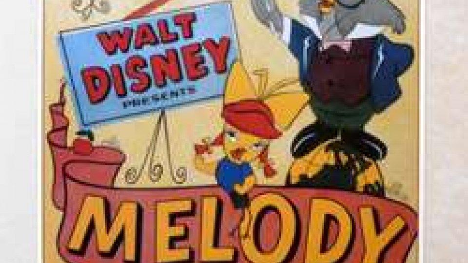 """""""Melody"""", il primo cartone 3D"""