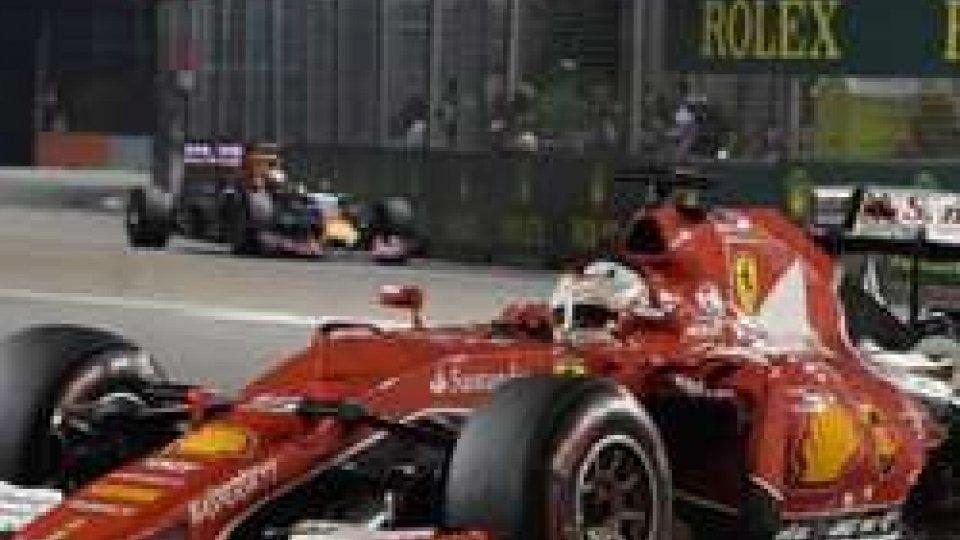 F1: terza vittoria stagionale per Vettel