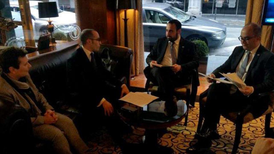 San Marino - La Micologica incontra i cittadini sul Referendum