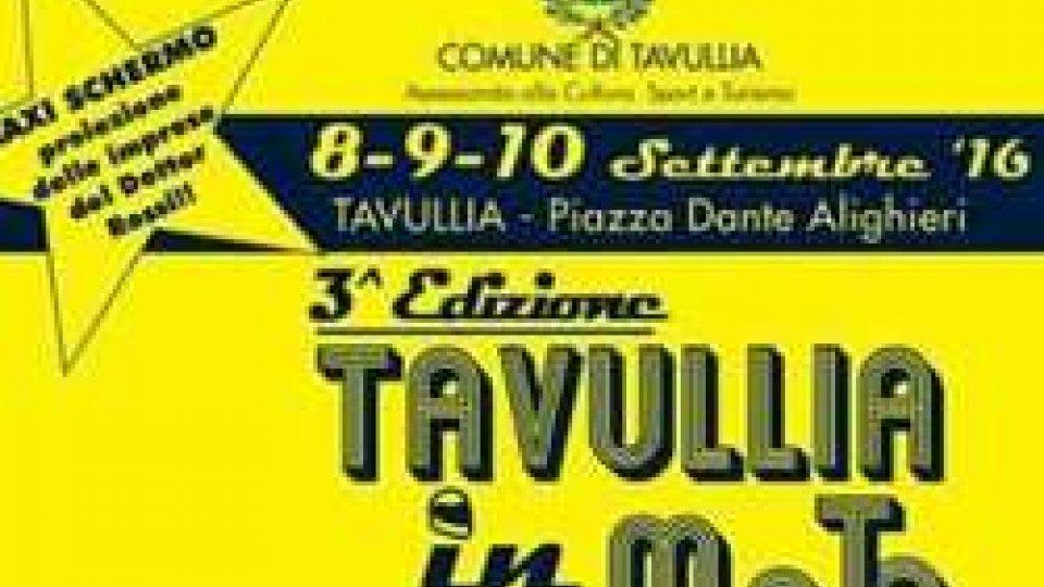 """A Tavullia va in scena la terza edizione di """"Tavullia In Moto"""""""
