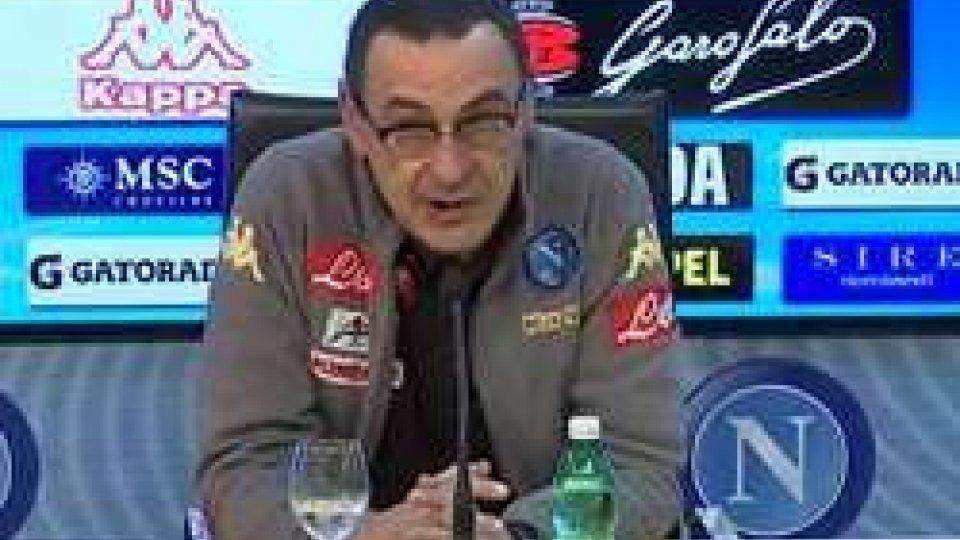 "Milan-Napoli, Sarri: ""Siamo in emergenza difesa"""