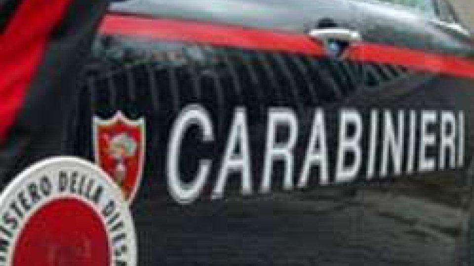 i carabinieri arrestano un ladro alla stazione ferroviaria