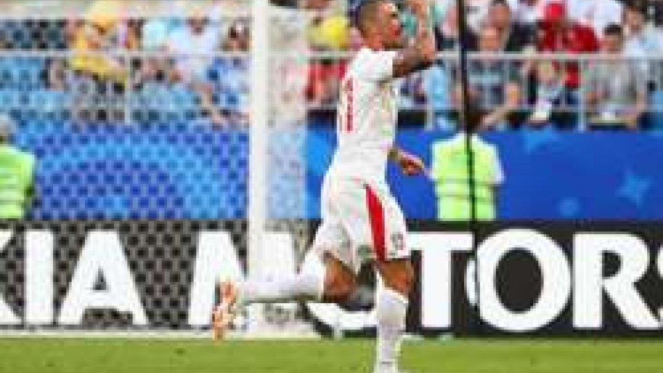 Il capitano della Costa Rica Kolarov