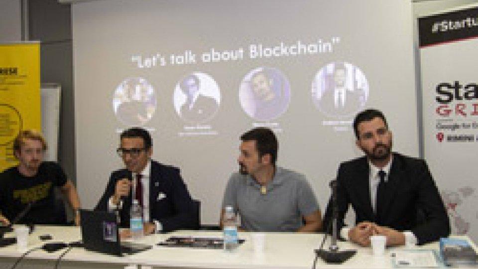 Tutto esaurito all'evento di startup Grind a San Marino Blockchain
