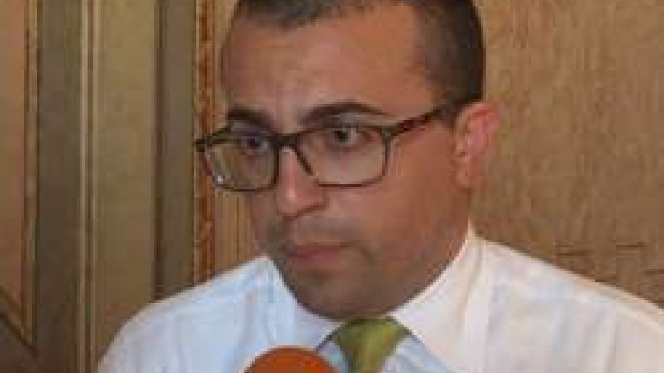 """Il Segretario Simone CelliAmerican Express 'resta' a San Marino, Segretario Celli: """"al lavoro perché queste situazioni non accadano più"""""""
