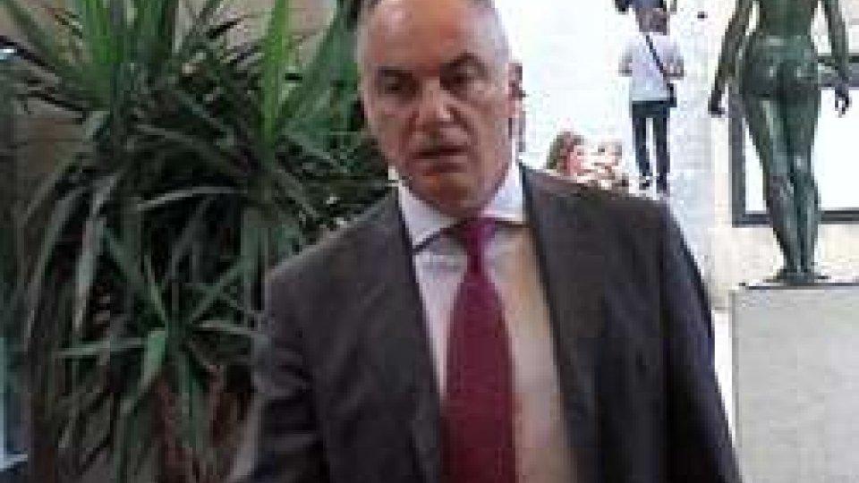 """Nicola RomitoIl Presidente Nicola Romito ad Rtv: """"La bozza di bilancio, probabilmente, a fine mese"""""""
