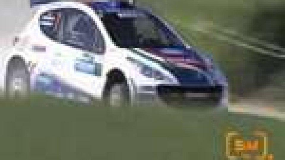 Andreucci vince il rally dell'Adriatico. Piloti sammarinesi tra i protagonisti ma costretti al ritiroAndreucci vince il rally dell'Adriatico. Piloti sammarinesi tra i protagonisti ma costretti al ritiro